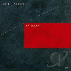 Jarrett, Keith - La Scala CD Cover Art