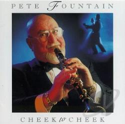 Fountain, Pete - Cheek to Cheek CD Cover Art
