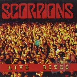 Scorpions - Live Bites CD Cover Art