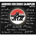Arbors Records Sampler Vol. 1 CD Cover Art
