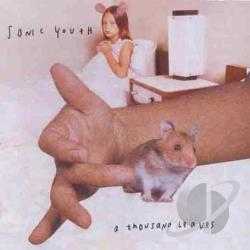 Sonic Youth - Thousand Leaves CD Cover Art