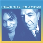 Cohen, Leonard - Ten New Songs CD Cover Art