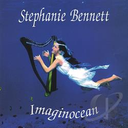 Bennett, Stephanie - Imaginocean CD Cover Art