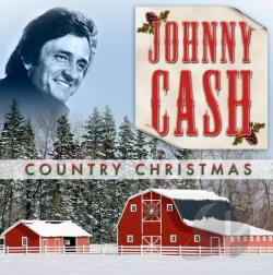 Cash, Johnny - Country Christmas: Limited Collectors Edition CD Cover Art