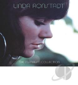 Ronstadt, Linda - Platinum Collection CD Cover Art