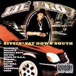 Lil Troy - Sittin' Fat Down South CD Cover Art