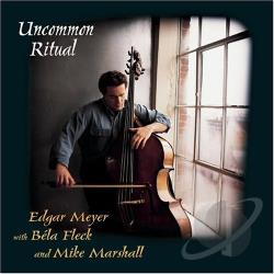 Meyer, Edgar; Fleck, Bela; M - Uncommon Ritual CD Cover Art