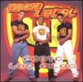 Union Letal - Merengue House CD Cover Art
