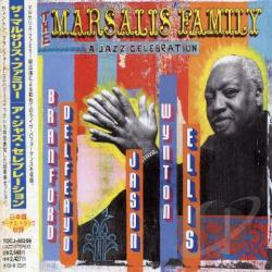 Marsalis Family - Jazz Celebration CD Cover Art