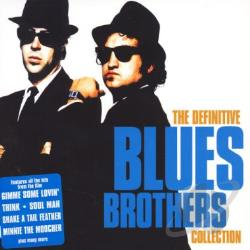 Blues Brothers - Definitive Collection CD Cover Art