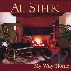 Stelk, Al - My Way Home CD Cover Art