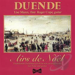 Cope / Mann - Airs de No�l CD Cover Art
