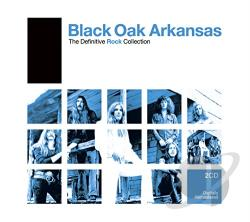 Black Oak Arkansas - Definitive Rock: Black Oak Arkansas CD Cover Art