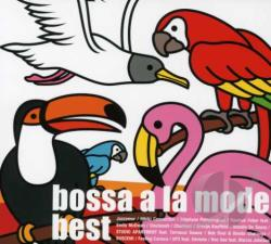 Bossa A La Mode CD Cover Art