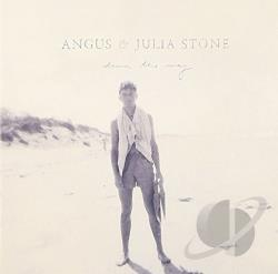 Angus & Julia Stone - Down the Way CD Cover Art