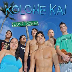 Kolohe Kai - Love Town CD Cover Art