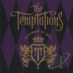 Temptations - Emperors of Soul CD Cover Art