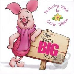 Disney - Piglet's Big Movie CD Cover Art