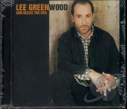 Greenwood, Lee - God Bless the USA CD Cover Art