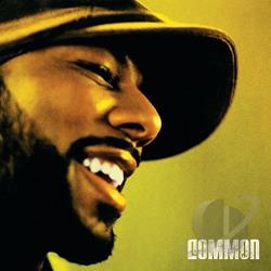 Common - Be CD Cover Art