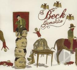 Beck - Guerolito CD Cover Art