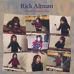 Altman, Rick - Total Immersion CD Cover Art