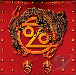 Ozomatli - Don't Mess with the Dragon CD Cover Art