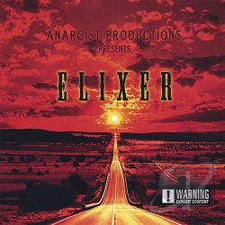 Anarcist Productions - Elixer CD Cover Art