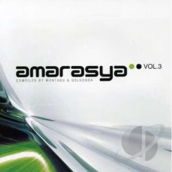 Amarasya, Vol. 3 CD Cover Art