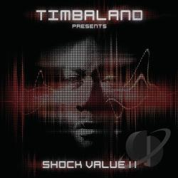 Timbaland - Shock Value II CD Cover Art
