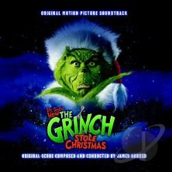 Horner, James - Grinch CD Cover Art