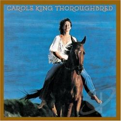 King, Carole - Thoroughbred CD Cover Art