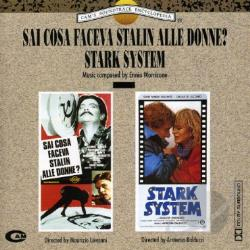 Stark System CD Cover Art