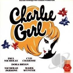 Original London Cast - Charlie Girl CD Cover Art