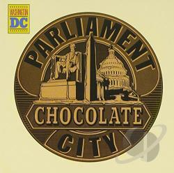 Parliament - Chocolate City CD Cover Art