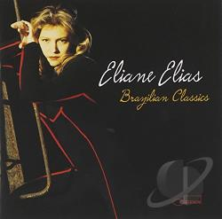 Elias, Eliane - Brazilian Classics CD Cover Art
