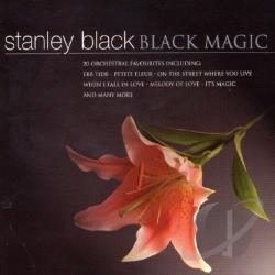 Black, Stanley - Black Magic CD Cover Art
