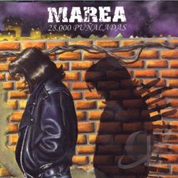 Marea - 28.000 Punaladas CD Cover Art