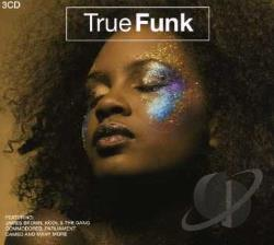 True Funk CD Cover Art