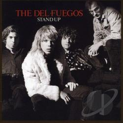 Del Fuegos - Stand Up CD Cover Art