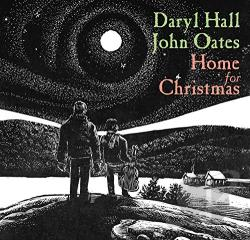 Daryl Hall & John Oates - Home for Christmas CD Cover Art