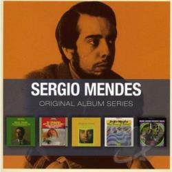 Mendes, Sergio - Original Album Series CD Cover Art