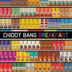 Chiddy Bang - Breakfast CD Cover Art