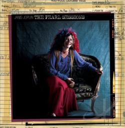 Joplin, Janis - Pearl Sessions CD Cover Art