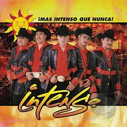 Grupo Intenso - Mas Intenso Que Nunca CD Cover Art