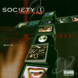 Society One - Slacker Jesus CD Cover Art