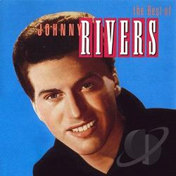 Rivers, Johnny - Best Of Johnny Rivers CD Cover Art