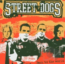 Street Dogs - Back to the World CD Cover Art