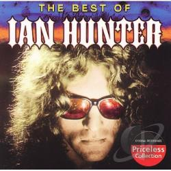 Hunter, Ian - Best of Ian Hunter CD Cover Art