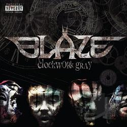 Blaze Ya Dead Homie - Clockwork Gray CD Cover Art